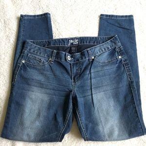 JADE Skinny Jeans Med Wash 11/12